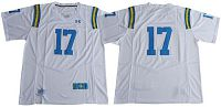 UCLA Bruins #17 White Under Armour Premier Stitched NCAA Jersey