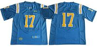 UCLA Bruins 2017 Fans Blue Under Armour Premier Stitched NCAA Jersey