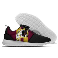Men And Women NFL Washionton Redskins Roshe Style Lightweight Running Shoes 05