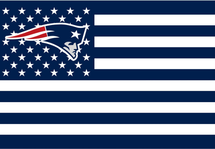 NFL New England Patriots 96cm*145cm Flag