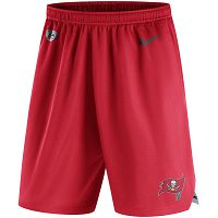 Tampa Bay Buccaneers Nike Knit Performance Red Shorts