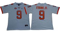Clemson Tigers #9 Travis Etienne Jr. White Limited Stitched NCAA Jersey