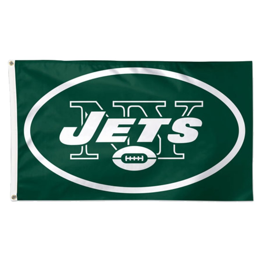 New York Jets WinCraft Deluxe 3' x 5'(90*150 cm) Flag