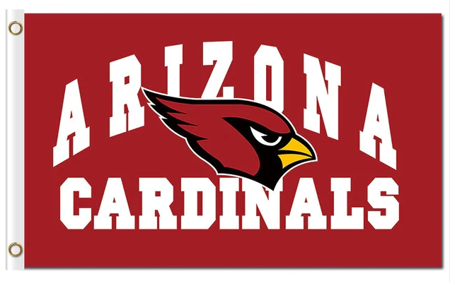 Arizona Cardinals 3'x 5'(90*150 cm) Flag
