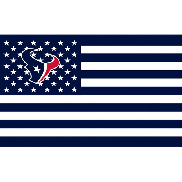 Houston Texans 3'x 5'(90*150 cm) Flag