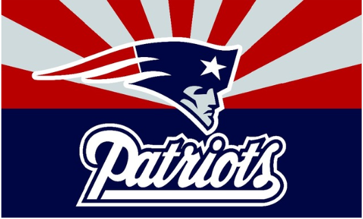 New England Patriots 3'x 5'(90*150 cm) Flag