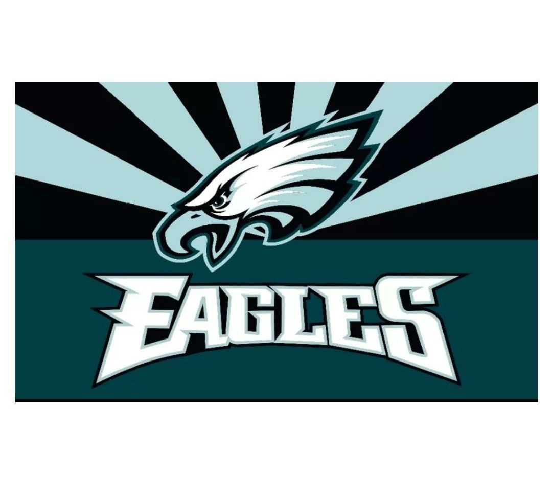 Philadelphia Eagles 3'x 5'(90*150 cm) Flag