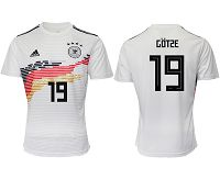 Men's 2019-20 Germany 19 GOTSE Home Thailand Soccer Jersey