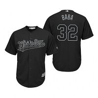 Chicago White Sox Matt Skole Baba Black 2019 Players Weekend MLB Jersey