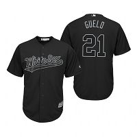 Chicago White Sox Welington Castillo Guelo Black 2019 Players Weekend MLB Jersey