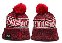 NBA Rockets Beanies Hat Knit Hat YP