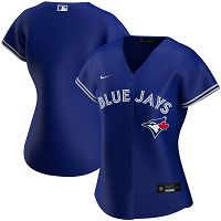Women's Nike Toronto Blue Jays Blank Royal Alternate 2020 MLB Jersey