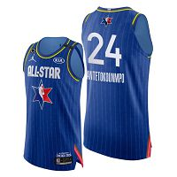 Men's Jordan Brand #24 Kobe Bryant Blue 2020 NBA All-Star Game Jersey
