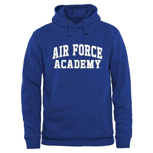 Air Force Falcons Everyday Pullover Hoodie Blue