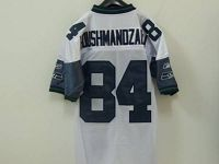 Men's Seattle Seahawks T.J. Houshmandzadeh #84 Stitched White NFL Jersey