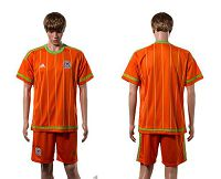 Wales Blank Home Soccer Club Jersey