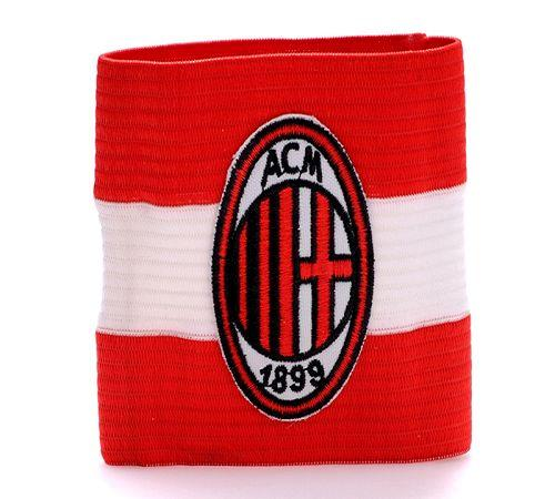 AC Milan Soccer Captain Patch Red